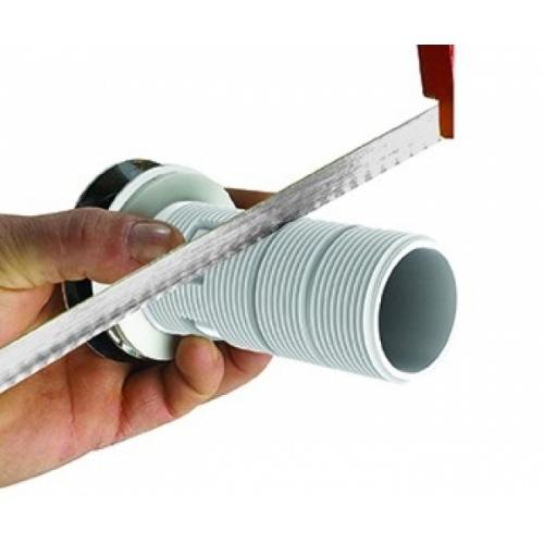 Bonde universelle avec tubulure extra-plate - TBXP Valentin-609300