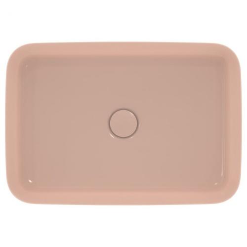 Vasque rectangulaire à poser IPALYSS Nude - 55x38 cm IdealStandard_E1392-E2076_Cuto_8936358c94b7ed8ea910fdb3ad295576 (1)