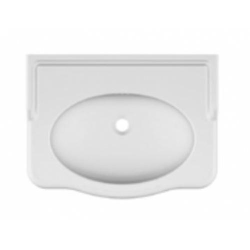 Vasque sur Colonne CASTELLANA Blanc - 90 cm CAstellana 70cm