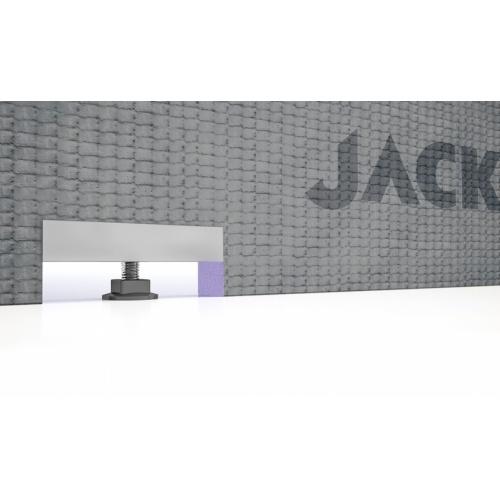 Tablier baignoire à carreler 1770x600mm JACKOBOARD Wabo Jackoboard_Wabo_Pieds