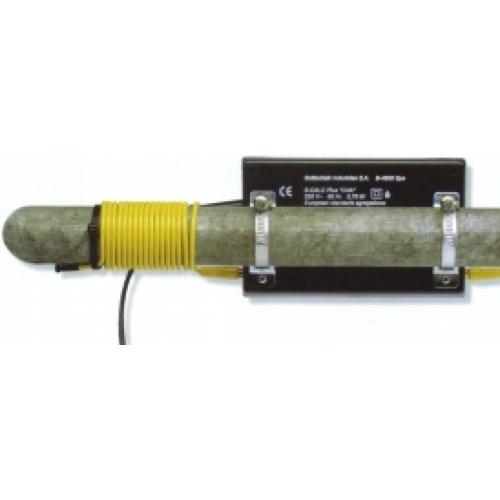 Anti-calcaire électronique D-CALC Jumbo (5-10 pers) Crbst d calc 20plus 20arriere