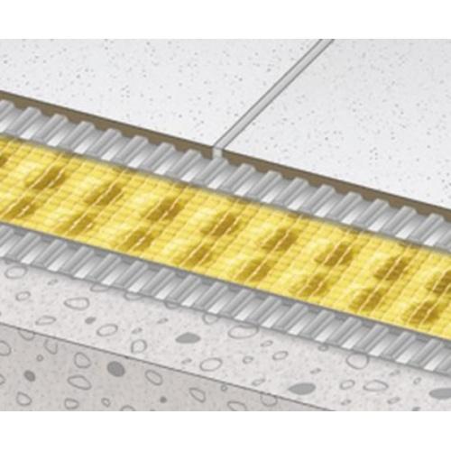 Natte de désolidarisation et d'étanchéité DURABASE CI++ 10 ml Dural uk ltd durabase ci sealing decoupling matting system for tiles 4