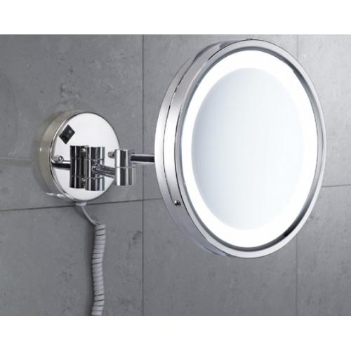 Miroir mural orientable grossissant avec Eclairage LED - 2118 Vincent 2118 zoom