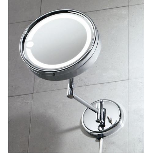 Miroir mural orientable grossissant avec Eclairage - 2105 Laurent 2105