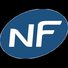 Norme NF vignette sanitairepro.fr